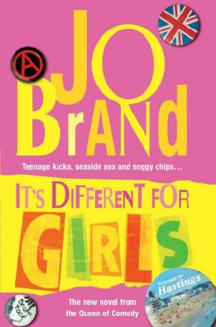 book cover of  It\'s Different for Girls