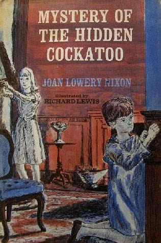 book cover of Mystery of the Hidden Cockatoo