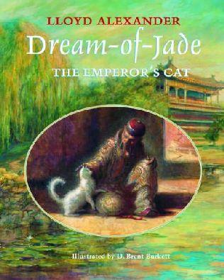 book cover of Dream-Of-Jade: The Emperor\'s Cat