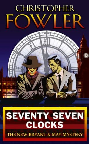 book cover of Seventy-Seven Clocks