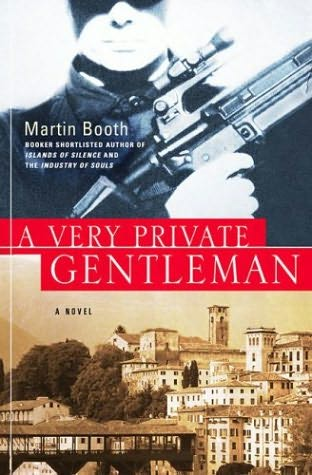 book cover of A Very Private Gentleman