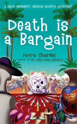 book cover of Death Is a Bargain