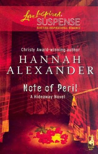 book cover of Note of Peril