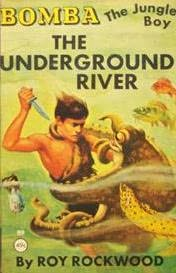 book cover of The Underground River