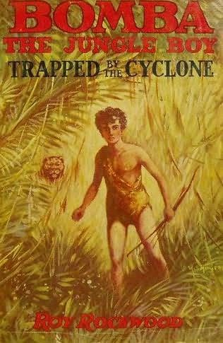 book cover of Trapped By the Cyclone