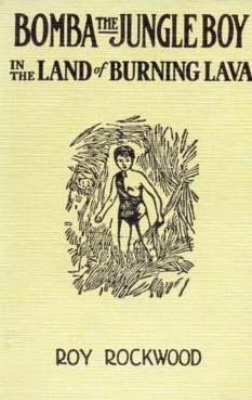 book cover of The Land of Burning Lava
