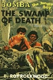 book cover of The Swamp of Death