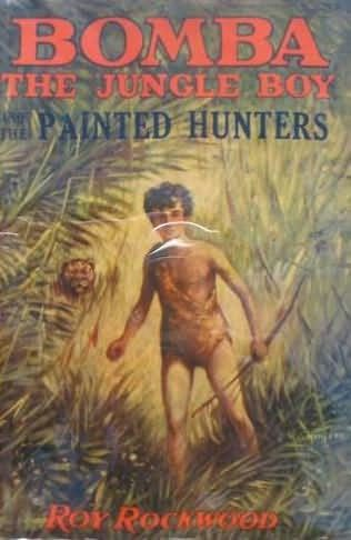 book cover of The Painted Hunters