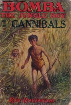 book cover of The Cannibals