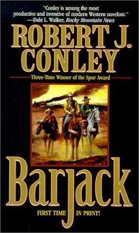 book cover of Barjack