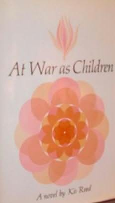book cover of At War As Children