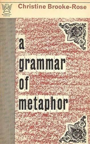 book cover of A Grammar of Metaphor