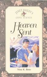 book cover of Heaven Sent