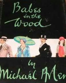 book cover of Babes in the Wood
