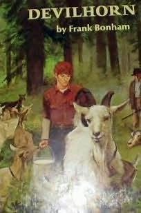 book cover of Devilhorn