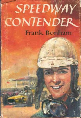 book cover of Speedway Contender