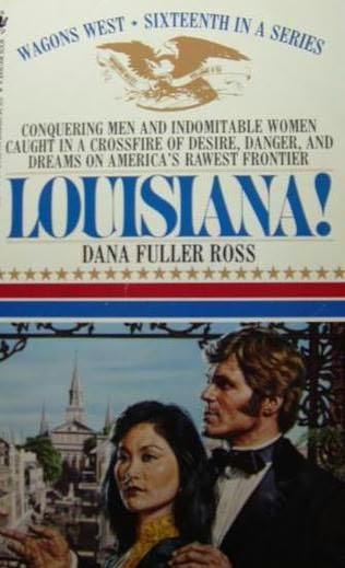book cover of Louisiana!