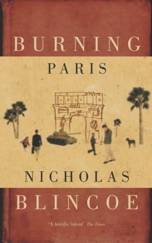 book cover of Burning Paris