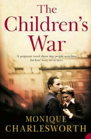 book cover of The Children\'s War