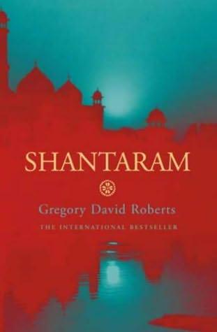 book cover of  Shantaram  by Gregory David Roberts