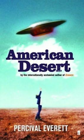 book cover of American Desert