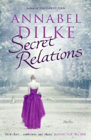 book cover of Secret Relations
