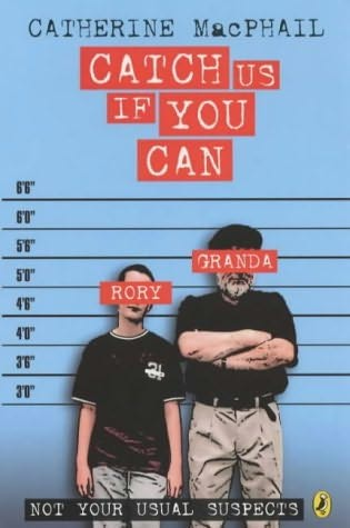 book cover of Catch Us If You Can