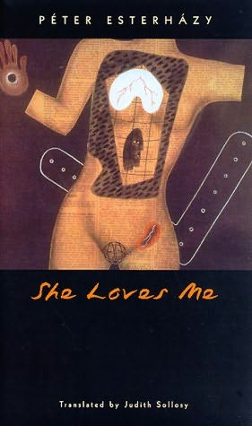 book cover of She Loves Me