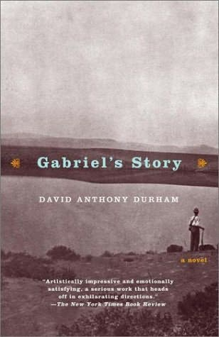 book cover of Gabriel\'s Story