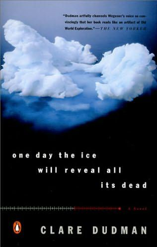 book cover of One Day the Ice Will Reveal All Its Dead