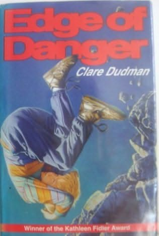 book cover of Edge of Danger