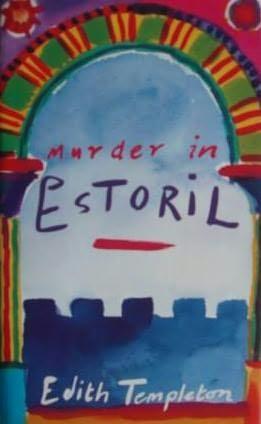 book cover of Murder in Estoril
