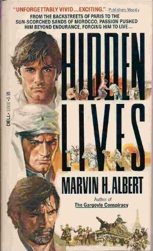book cover of Hidden Lives