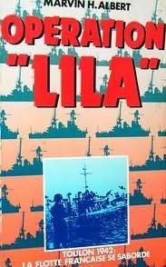 book cover of Operation Lila
