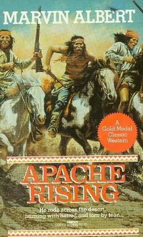 book cover of Apache Rising