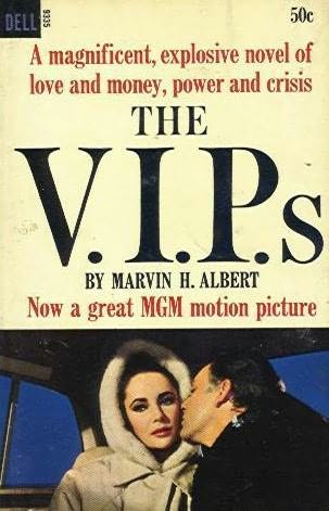 book cover of The VIPs