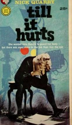 book cover of Till It Hurts