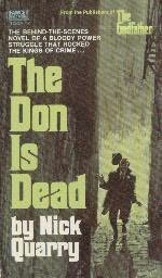 book cover of The Don Is Dead