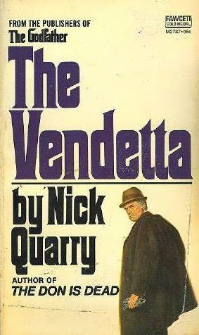 book cover of The Vendetta
