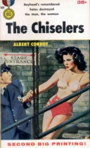 book cover of The Chiselers