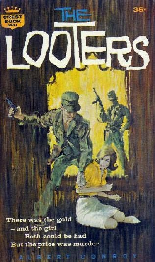 book cover of The Looters