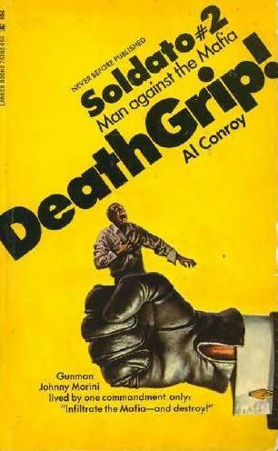 book cover of Death Grip!