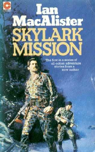 book cover of Skylark Mission
