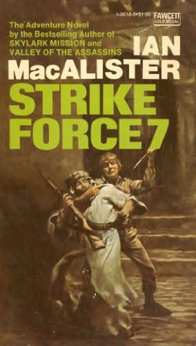 book cover of Strike Force 7