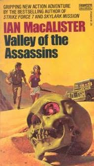 book cover of Valley of the Assassins