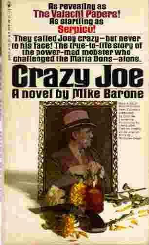 book cover of Crazy Joe