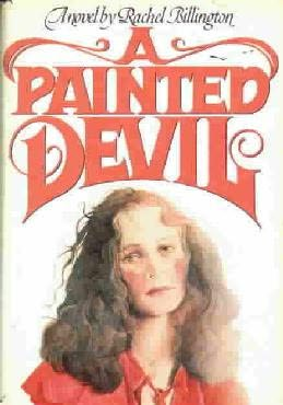 book cover of A Painted Devil