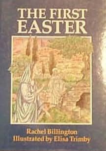 book cover of The First Easter