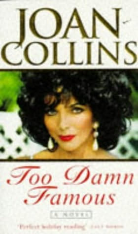 book cover of Too Damn Famous