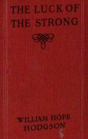 book cover of The Luck of the Strong